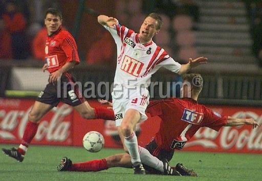 maillot cdf 1997